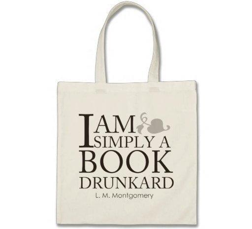 I Am Simply a Book Drunkard