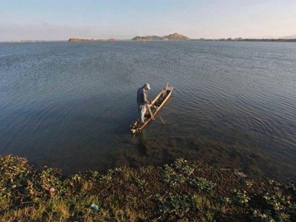 Take a Boat Ride on Loktak Lake
