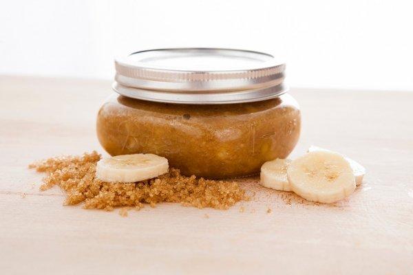 Banana Sugar Body Scrub