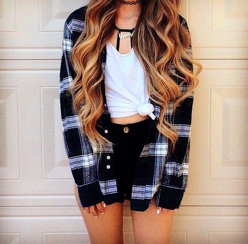 clothing, sleeve, leather, denim, brown hair,