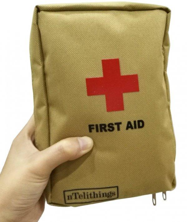 bag, brand, FIRST, AID, nTelithings,
