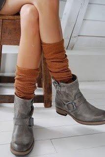 With Socks