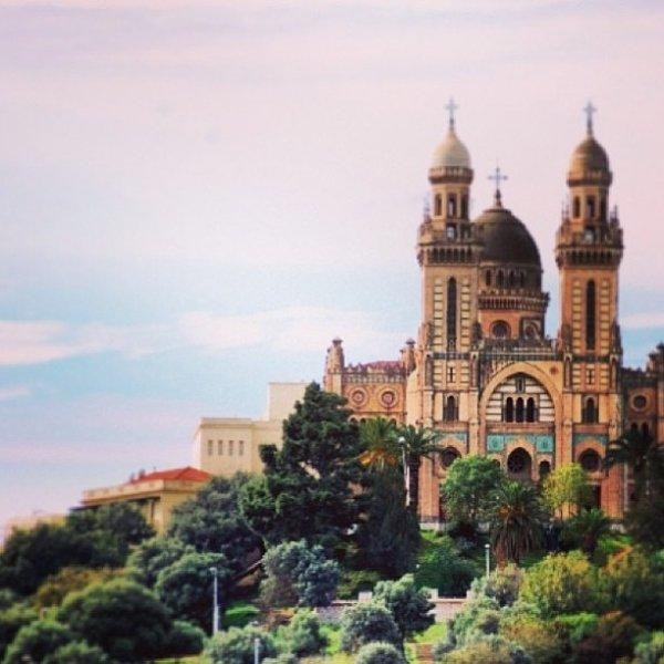 Basilica of St. Augustine and Hippone, Annaba, Algeria