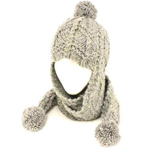 Knit Hat/Scarf