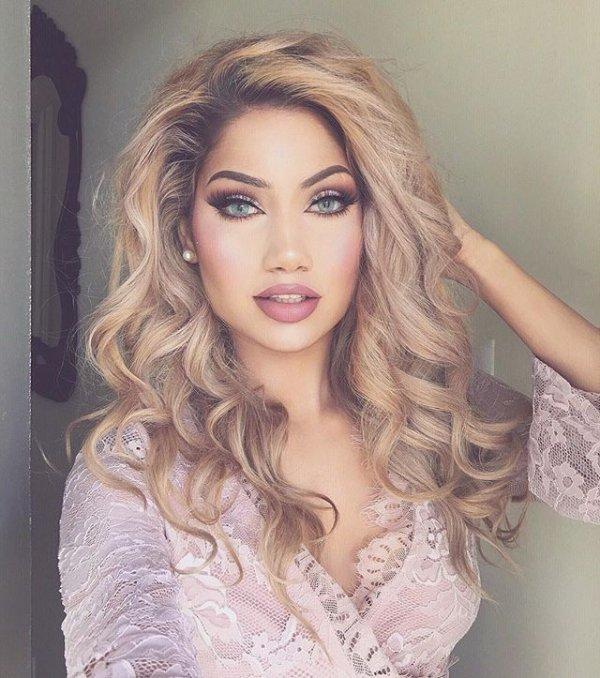 hair, blond, hairstyle, woman, eyebrow,