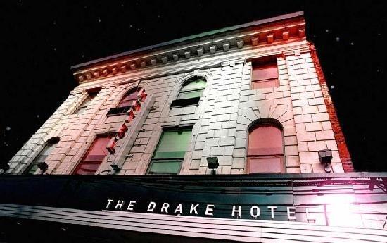Drake Hotel, Toronto, Canada