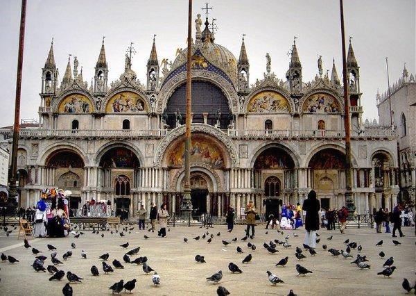 St. Mark's – Venice, Italy
