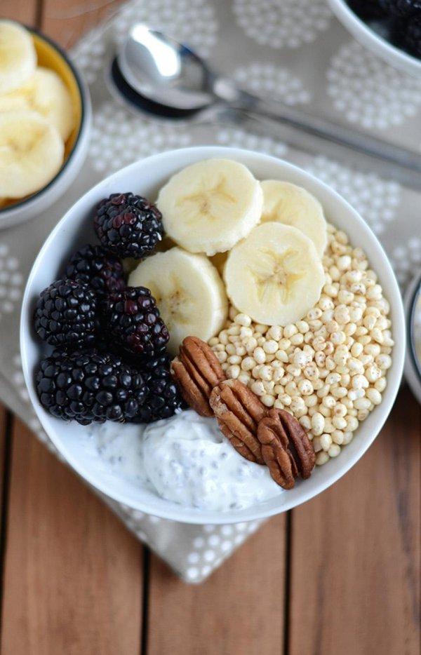 Yogurt Power Bowl
