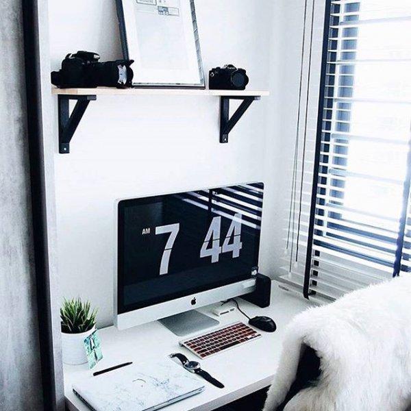 white, furniture, room, product, shelf,