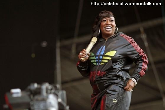 8 Photos Of Missy Elliott At Wireless Festival  Celebs-9821