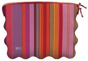 "Built 15"" Bumper Laptop Sleeve – Nolita Stripe Neoprene"