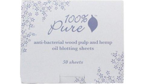 Anti Bacterial Wood Pulp Oil Blotting Paper