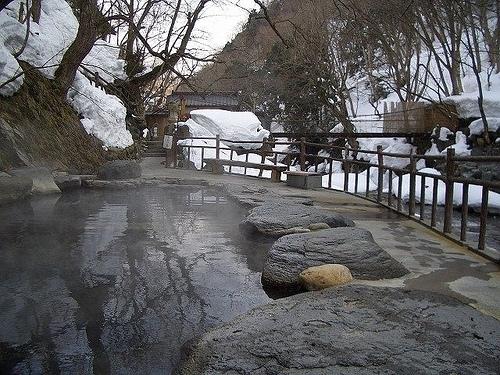 Onsen, Japan
