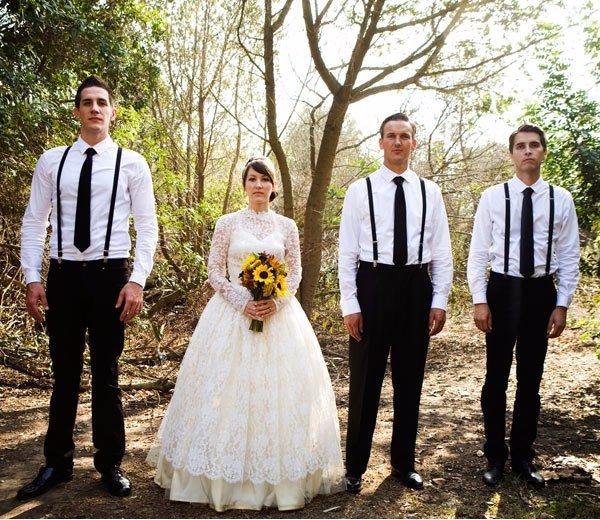 Vintage Wedding Clothes