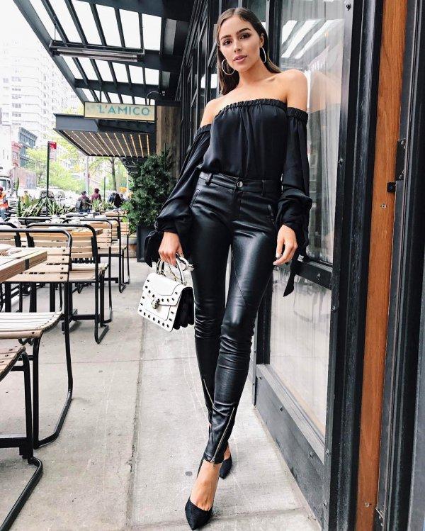 fashion model, shoulder, waist, joint, leggings,