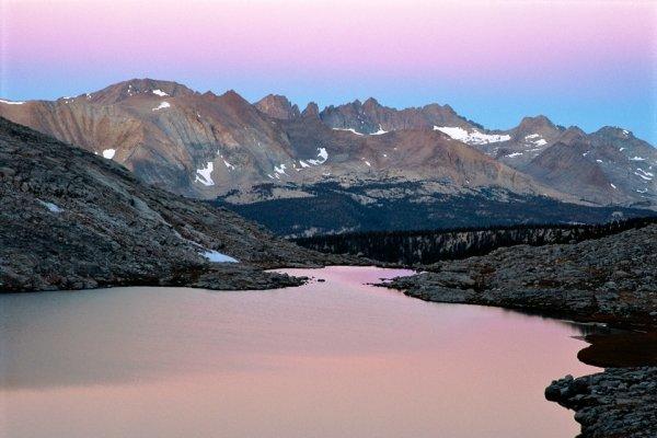 Guitar Lake, California