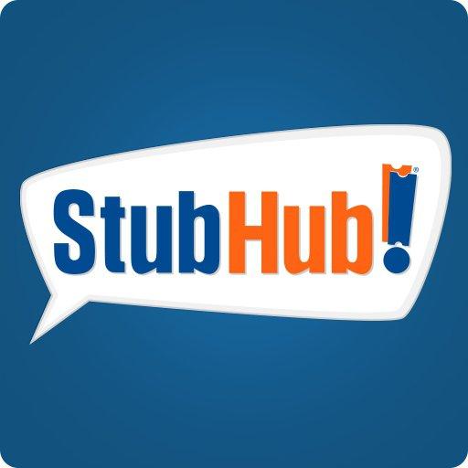 StubHub, text, logo, font, brand,
