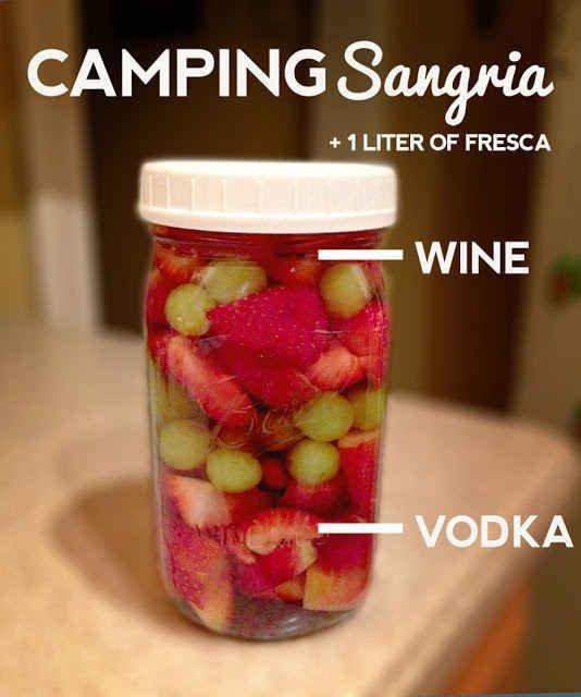Make Camping Sangria