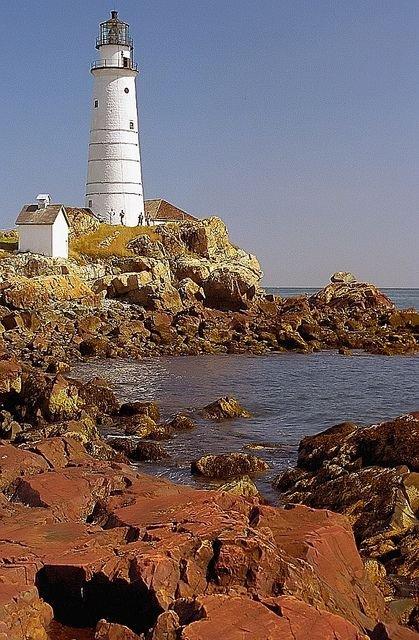 Massachusetts - Boston Harbor Islands National Park