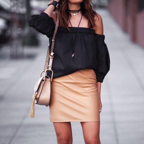 clothing, sleeve, fashion, spring, leather,