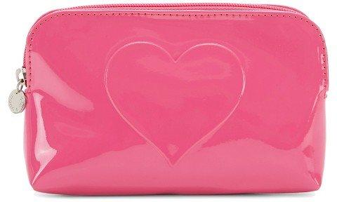 Girl's Heart Cosmetic Bag