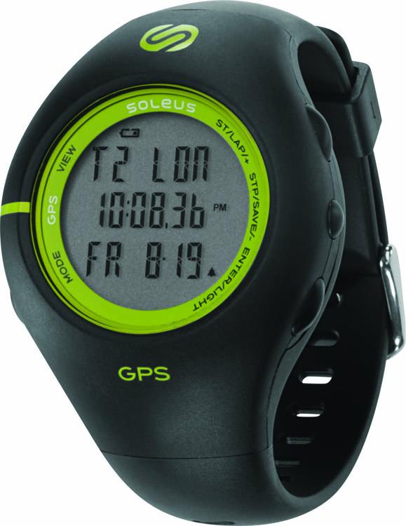 Soleus GPS Watch