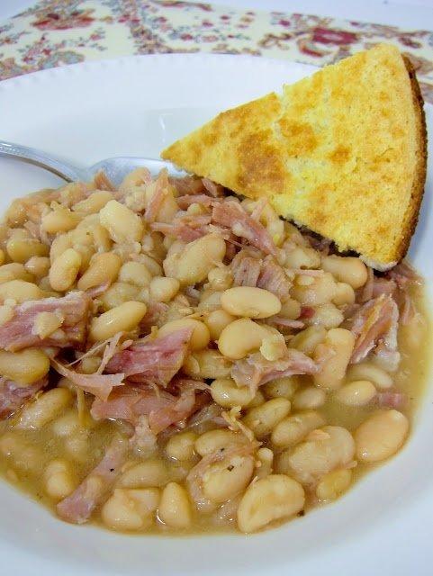 Ham and White Beans