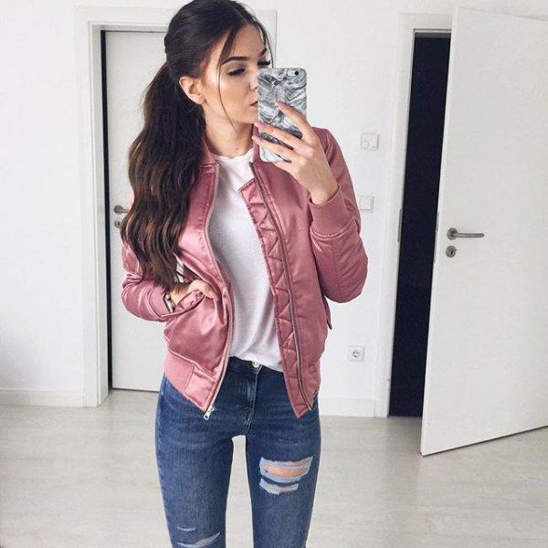 clothing, jacket, denim, jeans, outerwear,