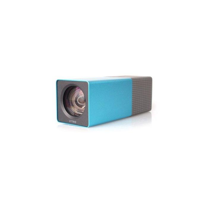 Lytro Light Field Camera, 8GB, Electric Blue