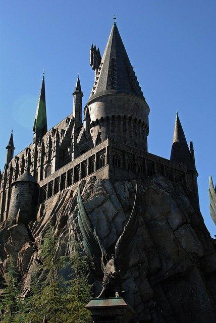 Islands of Adventure,The Wizarding World of Harry Potter,historic site,landmark,building,