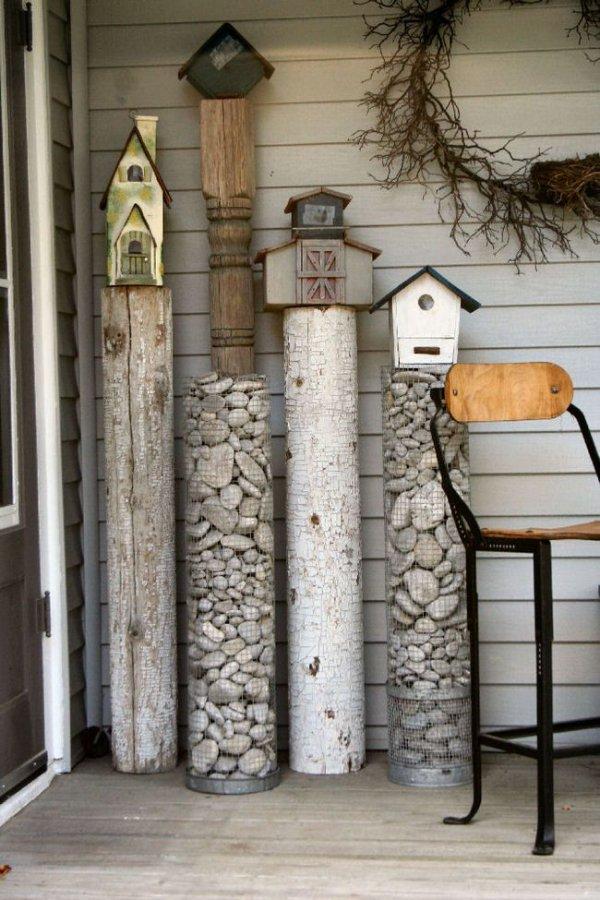Patio Birdhouses