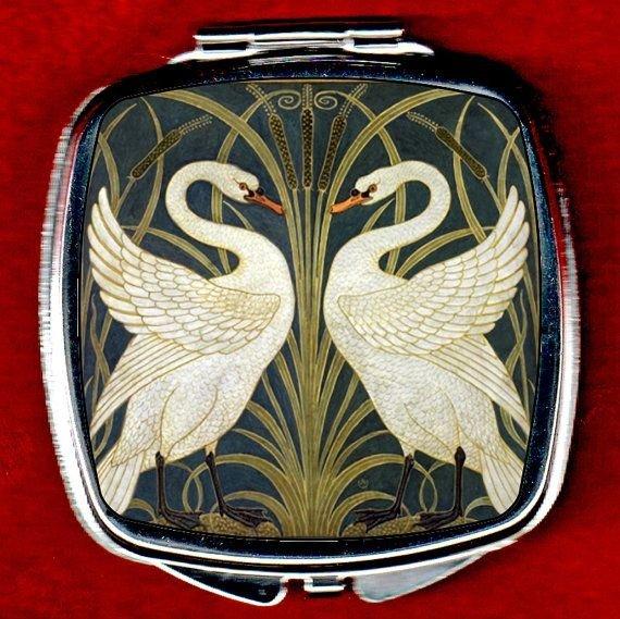 Art Nouveau Birds