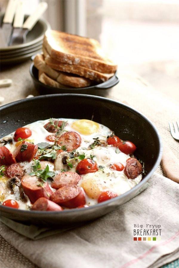 Simple Gourmet in a Pan