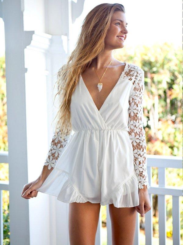 white,clothing,day dress,sleeve,dress,