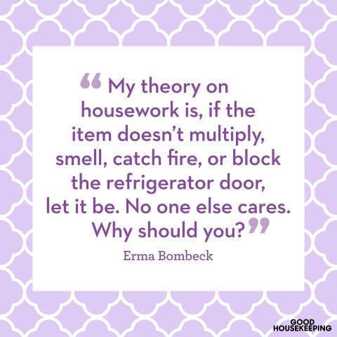 Theory on Housework