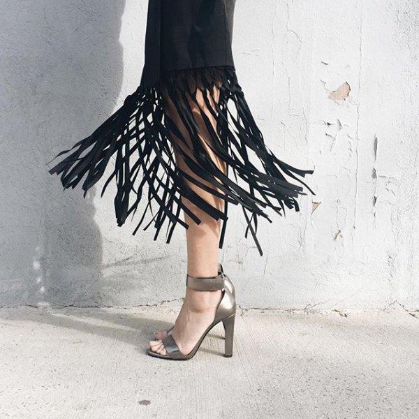 clothing, black, black and white, fashion, footwear,