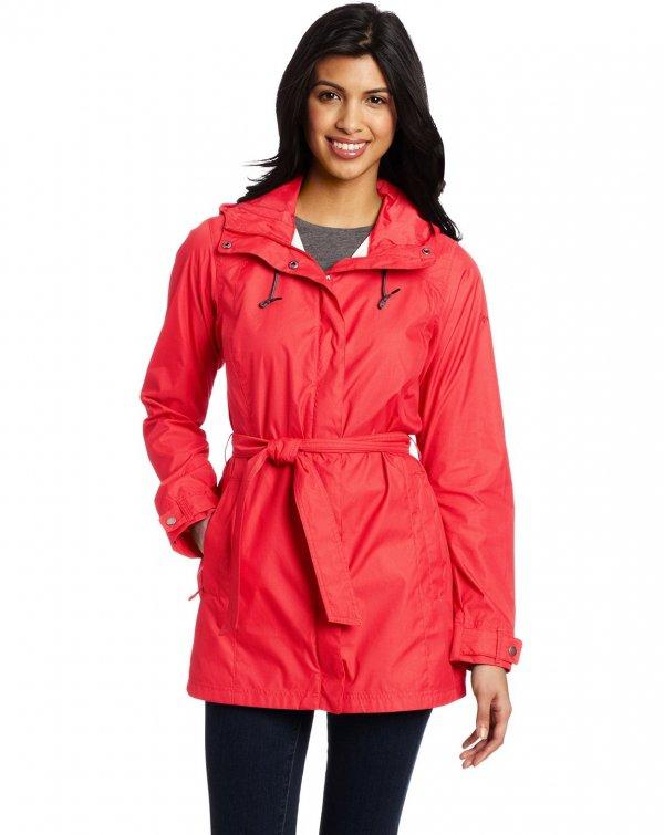 Columbia's Pardon My Trench Rain Jacket