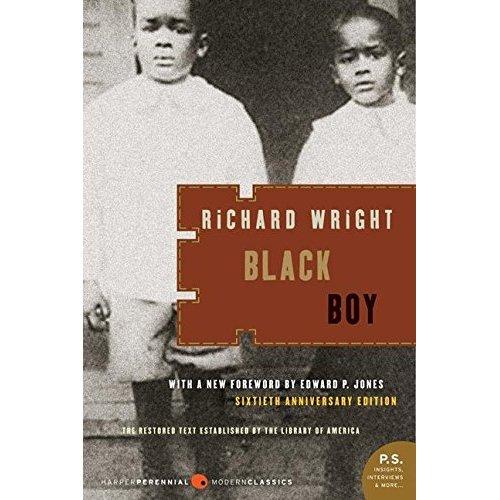Black Boy by Richard Wright