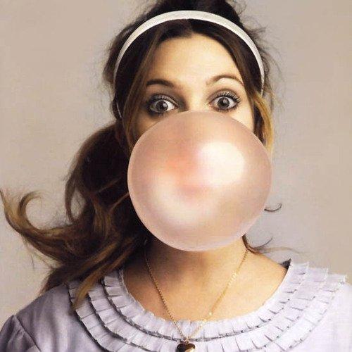 Bubblegum = Candy Shop & Childhood