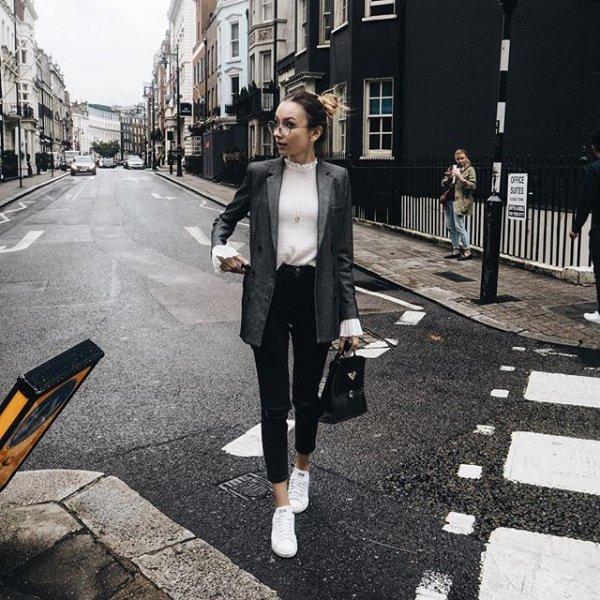 black, road, clothing, footwear, street,