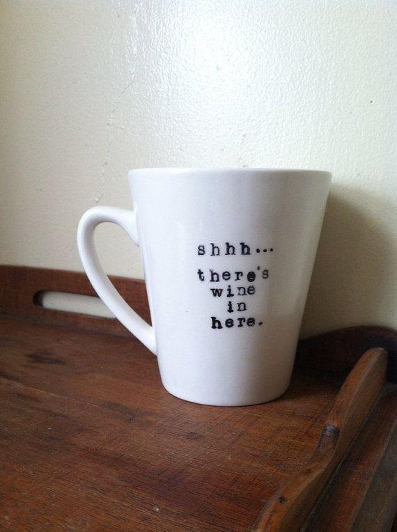 Shhh...mug