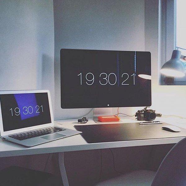 room, furniture, display device, desk, table,