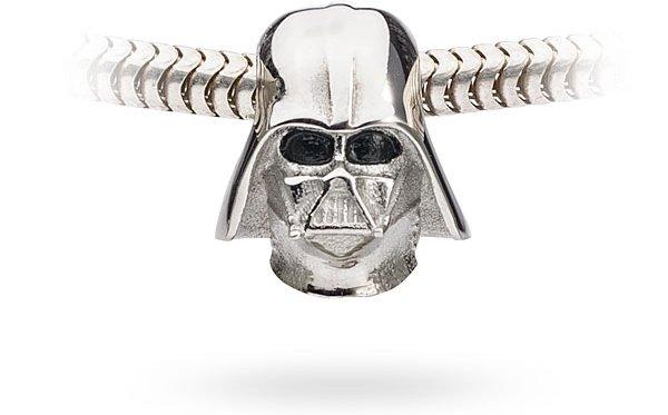 Darth Vader Charm Bead
