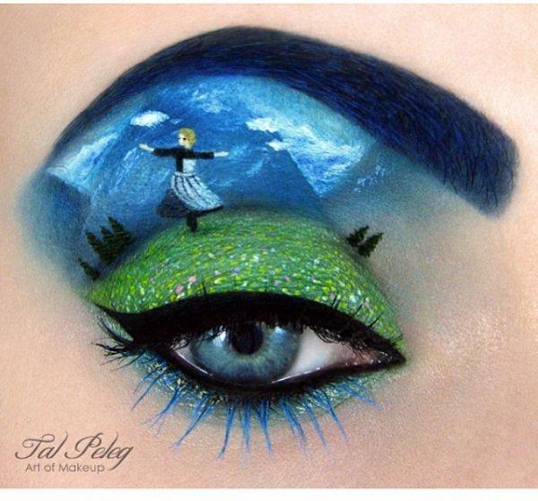 color,face,blue,green,eye,