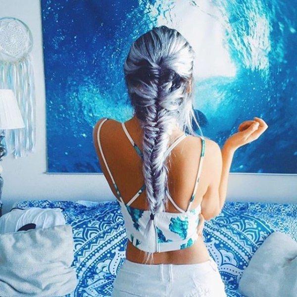 blue, beauty,
