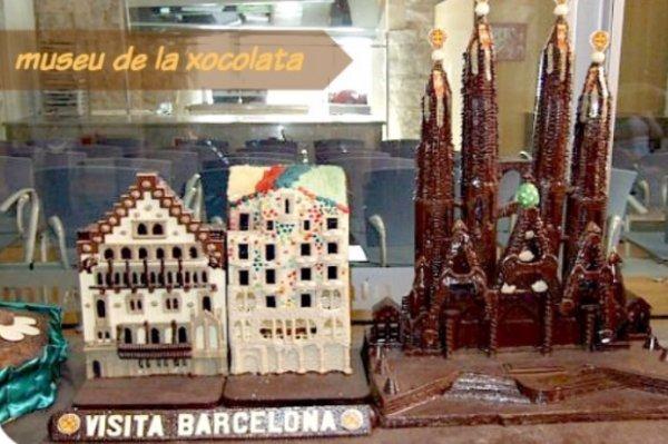 Museu De La Xocolata – Spain