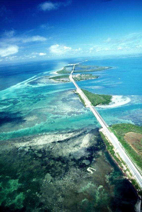 Overseas Highway, Florida Keys, USA