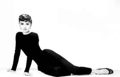 Audrey Hepburn's Pixie