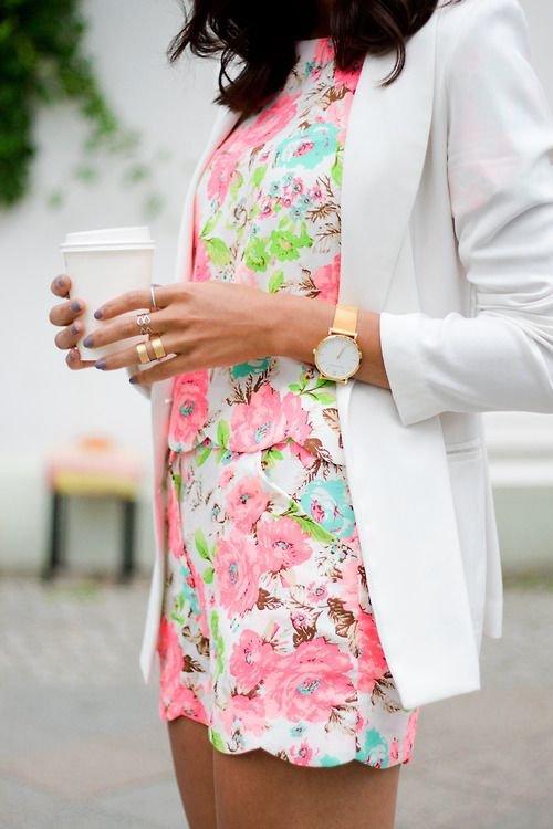 pink,clothing,sleeve,dress,spring,