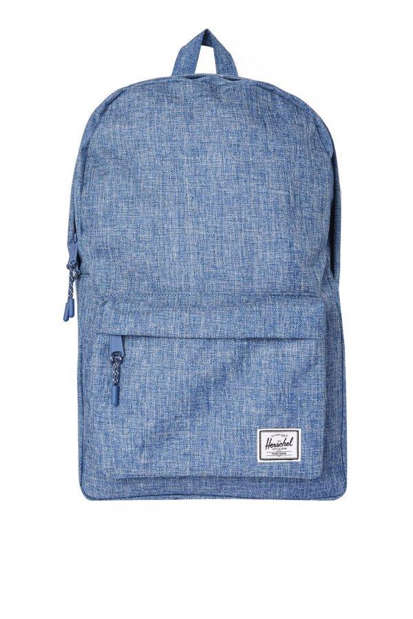 bag, electric blue, backpack, pattern,